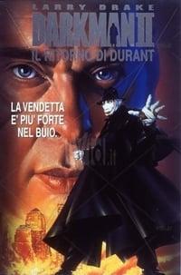 copertina film Darkman+II+-+Il+ritorno+di+Durant 1995