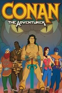 copertina serie tv Conan 1992