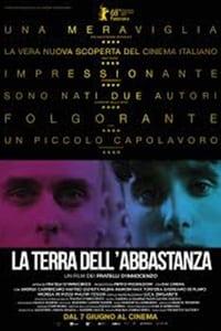 copertina film La+terra+dell%27abbastanza 2018