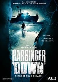 copertina film Harbinger+Down+-+Terrore+tra+i+ghiacci 2015