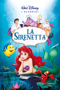 copertina film La+sirenetta 1989