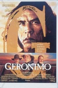 copertina film Geronimo 1993