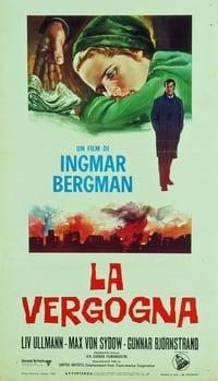 copertina film La+vergogna 1968
