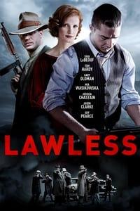 copertina film Lawless 2012