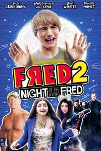 copertina film Fred+2%3A+Night+of+the+Living+Fred 2011