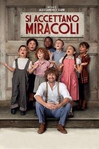 copertina film Si+accettano+miracoli 2015