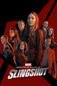 copertina serie tv Agents+of+S.H.I.E.L.D.%3A+Slingshot 2016