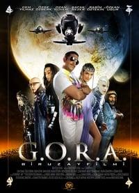 copertina film G.O.R.A.+-+Comiche+Spaziali 2004
