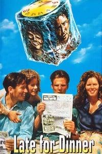 copertina film Late+for+Dinner 1991