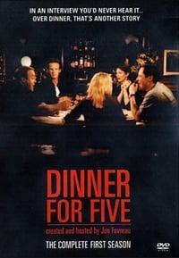 Dinner for Five 1×10