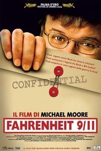 copertina film Fahrenheit+9%2F11 2004
