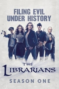 The Librarians S01E08