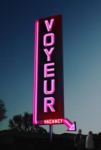 copertina film Voyeur 2017