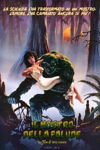 copertina film Il+mostro+della+palude 1980