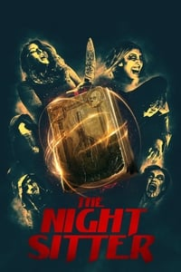 copertina film The+Night+Sitter 2018