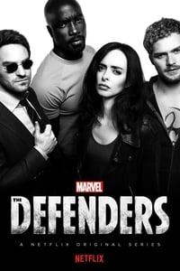 copertina serie tv Marvel%27s+The+Defenders 2017