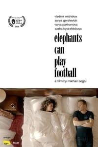 Слоны могут играть в футбол