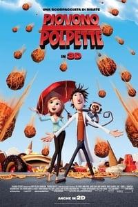 copertina film Piovono+polpette 2009