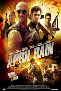 copertina film April+Rain+-+Pioggia+di+proiettili 2014
