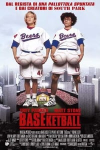 copertina film Baseketball 1998