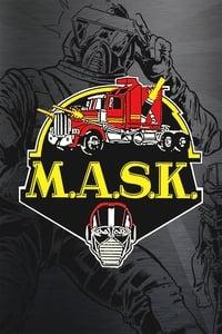 copertina serie tv M.A.S.K. 1985