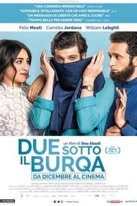 copertina film Due+sotto+il+burqa 2017