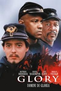 copertina film Glory+-+Uomini+di+gloria 1989