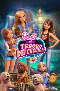 copertina film Barbie+e+il+tesoro+dei+cuccioli 2015