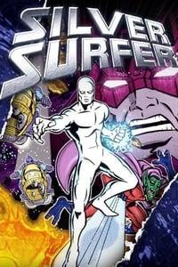 copertina serie tv Silver+Surfer 1998