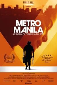 copertina film Metro+Manila 2013