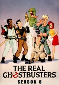 The Real Ghostbusters S06E11