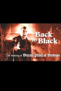 Back to Black: The Making of Dracula Prince of Darkness