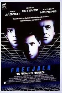 copertina film Freejack+-+In+fuga+nel+futuro 1992
