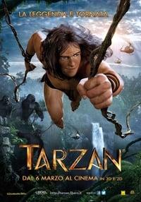 copertina film Tarzan 2013
