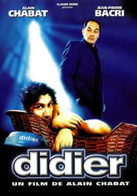 copertina film Didier 1997