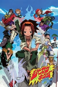 copertina serie tv Shaman+King 2001