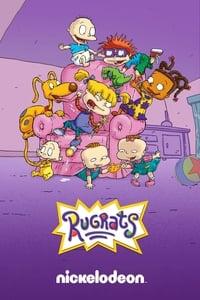 copertina serie tv I+Rugrats 1991
