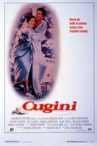 copertina film Cugini 1989