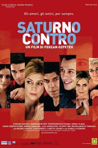 copertina film Saturno+contro 2007