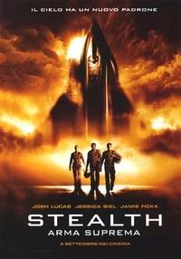 copertina film Stealth+-+Arma+suprema 2005