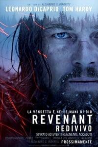 copertina film Revenant+-+Redivivo 2015