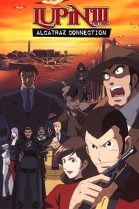 copertina film Lupin+III%3A+Alcatraz+Connection 2001