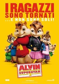copertina film Alvin+Superstar+2 2009