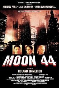 copertina film Moon+44+-+Attacco+alla+fortezza 1990