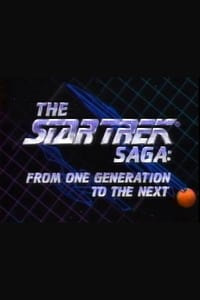The Star Trek Saga : From One Generation To The Next (1988)