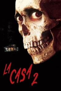 copertina film La+casa+2 1987