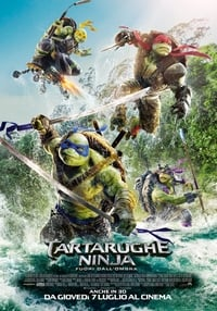 copertina film Tartarughe+Ninja%3A+Fuori+dall%27ombra 2016