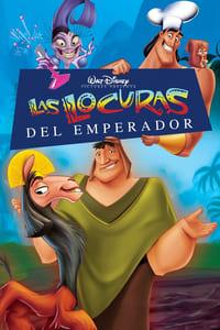 El emperador y sus locuras (The Emperor's New Groove) (2000)