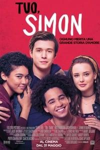 copertina film Tuo%2C+Simon 2018