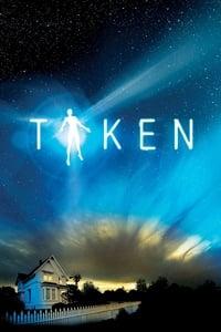 copertina serie tv Taken 2002